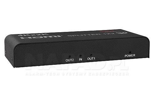 Dzielnik sygnału HDMI 1:2 Professional II