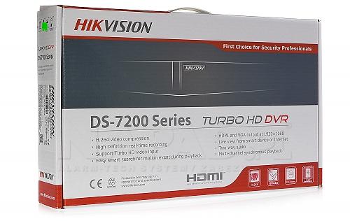 Rejestrator trybrydowy DS-7204HGHI-SH