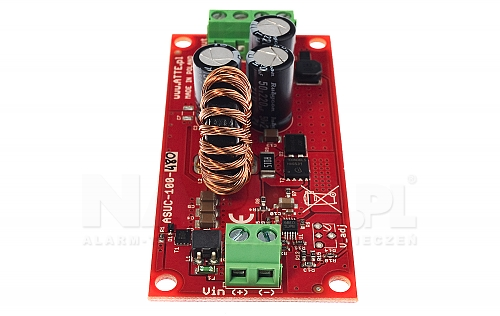 Voltage rising module ATTE ASUC 100 480 OF