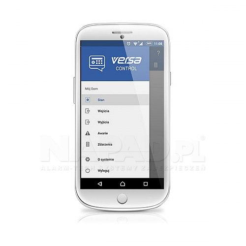 Aplikacja VERSA CONTROL