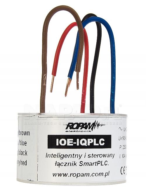 Inteligentny, sterowany łącznik IOE-IQPLC