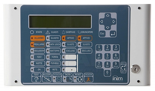 Panel wyniesiony LCD SmartLetUSee/LCD