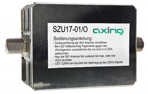 Miernik sygnału satelitarnego Axing SZU 17-01