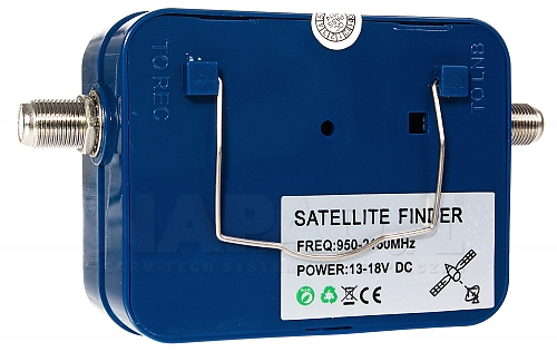 Miernik sygnału satelitarnego Digitsat Lite 3000