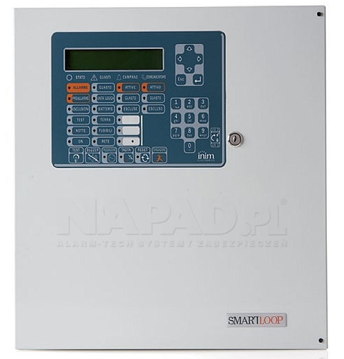 Centrala sygnalizacji pożarowej SmartLoop1010/G