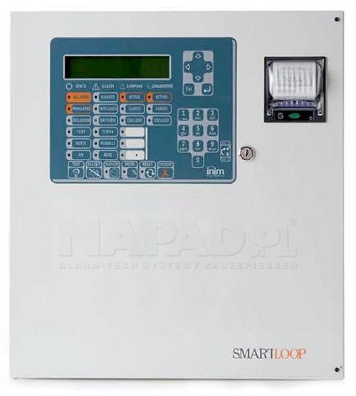 Centrala sygnalizacji pożarowej SmartLoop2080/P-G
