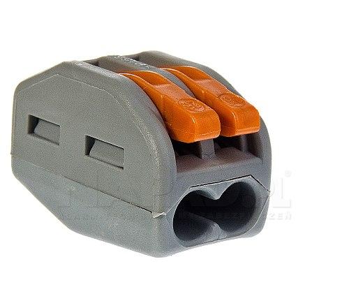 Szybkozłącze instalacyjne 222-412