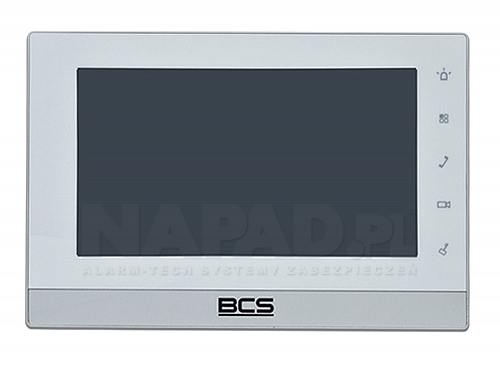 Monitor do wideodomofonu BCS-MON7200W