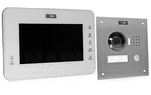 Zestaw wideodomofonowy IP BCS-VDIP6
