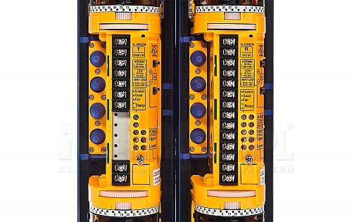 Zewnętrzna bariera podczerwieni SL-200QDM