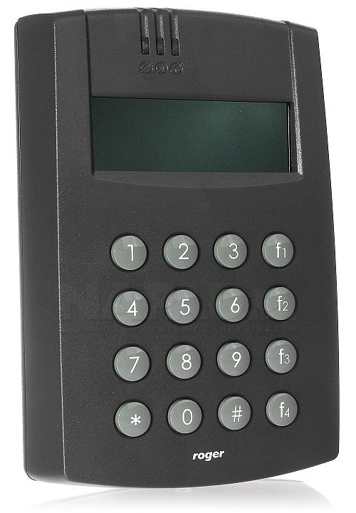 Zewnętrzny kontroler dostępu PR602LCD-DT-O