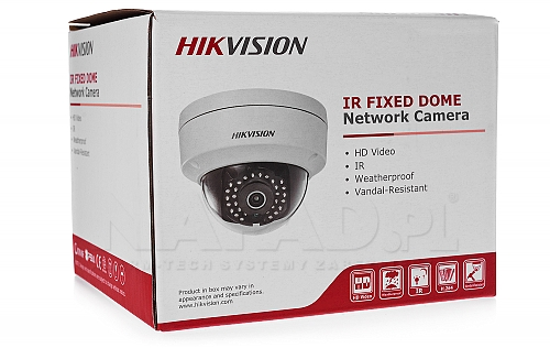 DS-2CD2120F-I • Kamera IP 2Mpx • Monitoring IP Hikvision ... Sadp Tool