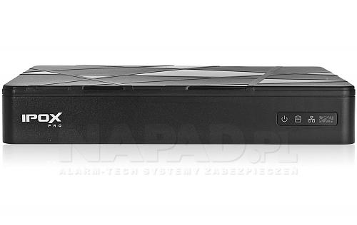 Rejestrator sieciowy IPOX PX-NVR0421E-P4
