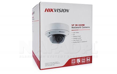 Kamera kopułkowa (dome) marki Hikvision