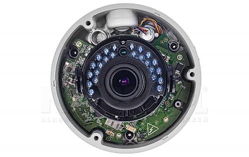 Hikvision DS2CD2720FI z regulowanym obiektywem 2.8 - 12 mm