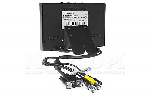 Monitor LED VMT-075M 7