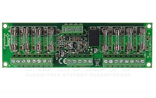 Moduł bezpiecznikowy EN54-LB8