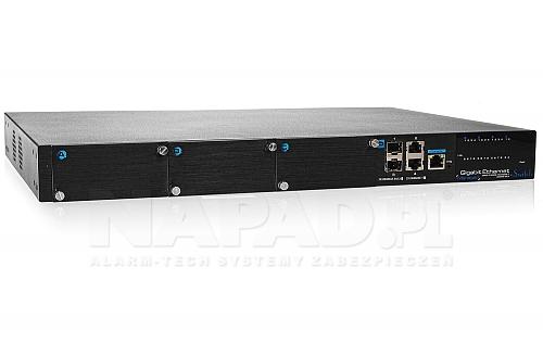 Switch gigabitowy, modularny, 28-portowy SW28GE-MX