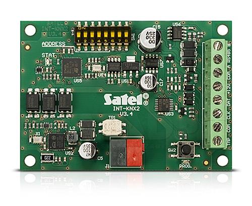 Moduł integracji z systemem KNX INT-KNX-2