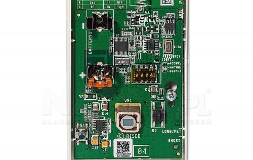 Bezprzewodowy czujnik ruchu ROKONET RWT92 868MHz