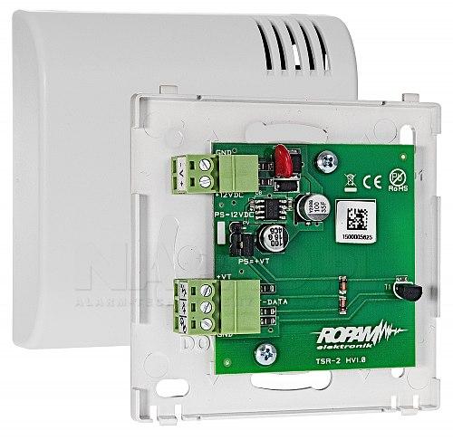 Cyfrowy czujnik temperatury TSR-2
