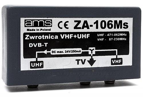 Zwrotnica antenowa ZA-106Ms