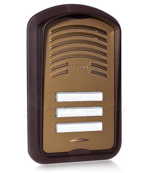 Kaseta domofonu zewnętrzna KEN3BR