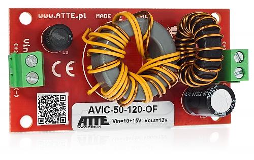 Przetwornica DC ATTE AVIC-50-120-OF