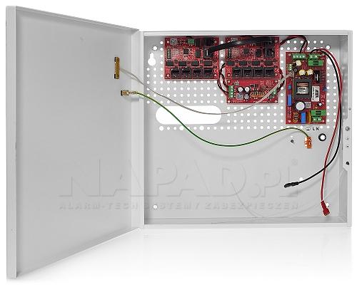 Switch 9 portowy ATTE IPUPS-9-11-F