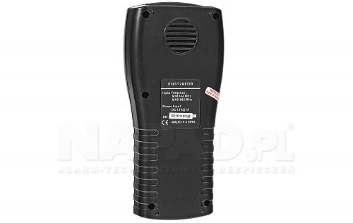 Miernik sygnału DVB-T/T2 TM-600