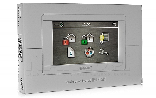 Manipulator dotykowy INT-TSH-BSB