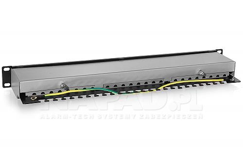 Patch panel 24-porty FTP5e 19