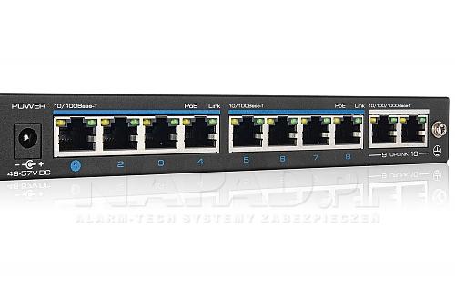 Switch 8-portowy PX-SW8-P120-U2G