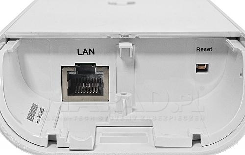 Punkt dostępowy NanoStation LocoM2