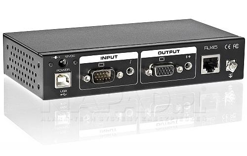 Transformator aktywny VGA na UTP UTP801A