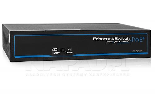 Switch 4-portowy PX-SW4-P60-U2