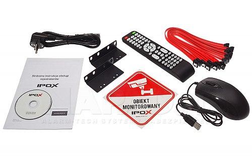 IPOX NVR6488H-PR