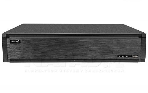 Rejestrator sieciowy IPOX PX-NVR6488H-PR