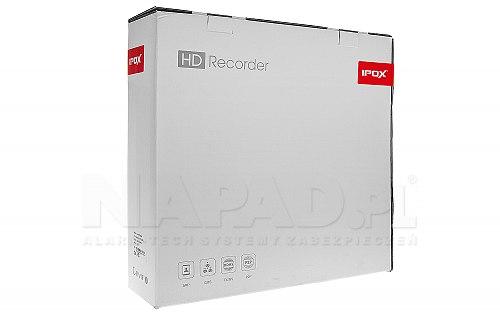 PX-NVR3288H-R - NVR 8x HDD z RAID