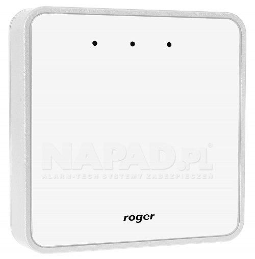 Czytnik zbliżeniowy Roger MCT82M-BK-W / MCT82M-IOBK-W Biały