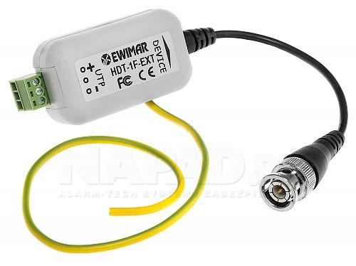 Transformator wideo HDT-1F-EXT