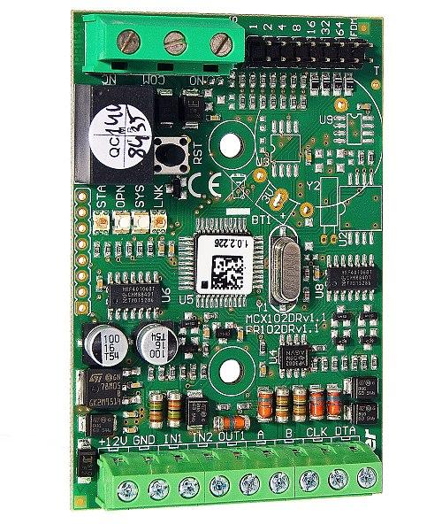 MCX102DR-BRD - Ekspander we/wy