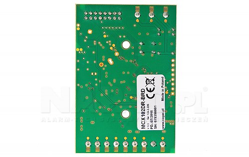 MCX102DR-BRD - Ekspander we/wy ROGER