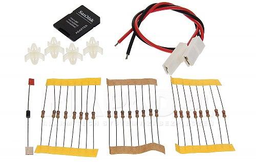 Akcesoria do kontrolera dostępu wind klasycznych MC16-EVC
