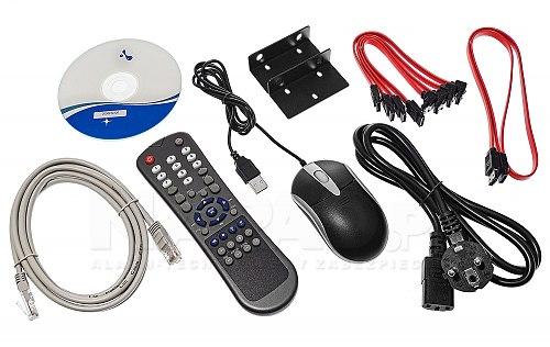 Rejestrator NVR 32-CH Hikvision DS 7732NI I4(B)