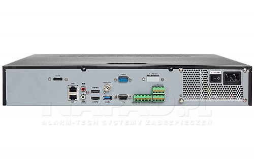 Rejestrator sieciowy Hikvision DS-7732NI-I4(B)