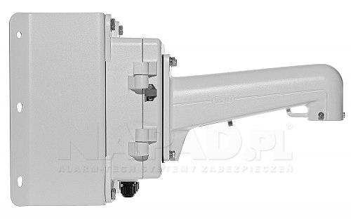 DS-1602ZJ-box-corner - uchwyt z puszką do narożnika