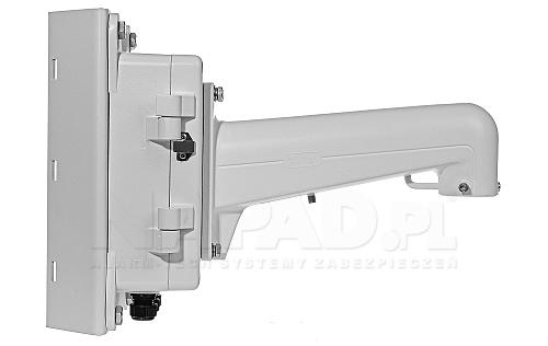 DS-1602ZJ-box-pole - uchwyt z puszką do kamer PTZ Hikvision