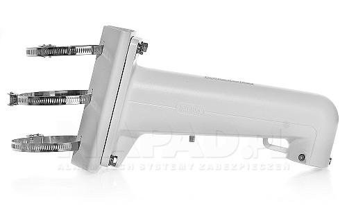 DS 1602ZJ - Uchwyt do słupa dla kamer Hikvision
