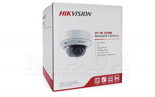 DS-2CD2742FWD-IS Hikvision z we/wy audio i alarm
